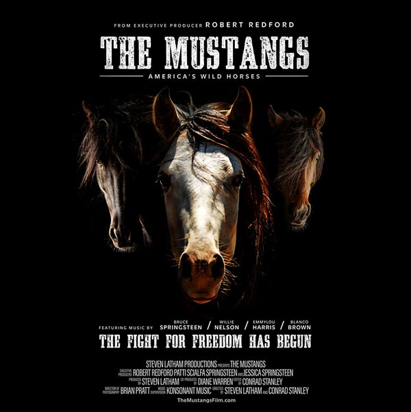 "Basie Center Cinemas to screen ""The Mustangs: America's Wild Horses"""