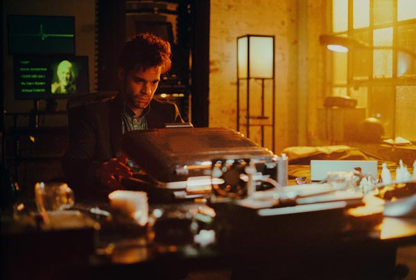 """""""The Stamp Collector"""" - Sci-Fi Short Film To Be Screened at Brightside Tavern Film Festival on August 1st"""
