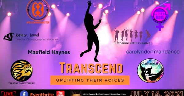 Katharine Pettit Creative-KPC to Collaborate With Black Mental Health Alliance For Virtual Dance Program On July 14