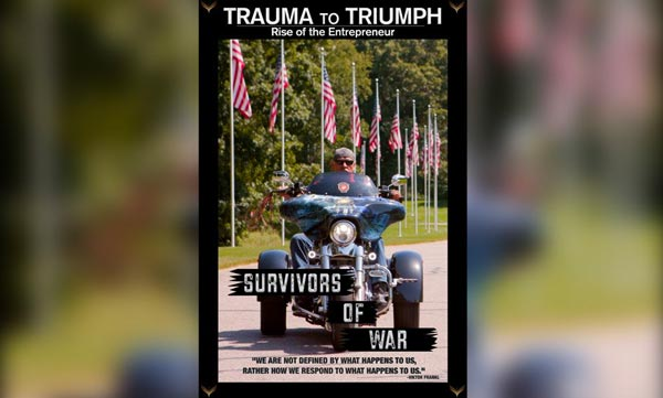 """""""Trauma to Triumph – The Rise of the Entrepreneur"""" To Screen in NYC On October 24th"""