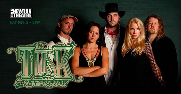 The Newton Theatre presents Tusk on February 5th