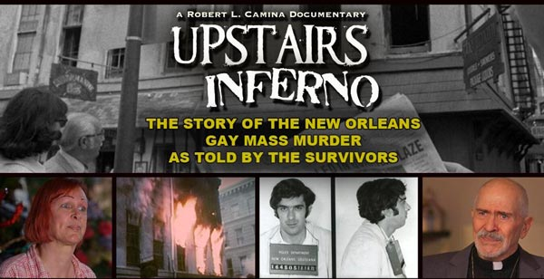 "Progressive Theater Presents Free Screening Of ""Upstairs Inferno"" on June 12"