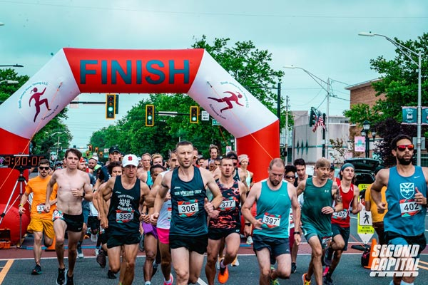 Winners of Vineland's 3rd Annual Running The Ave 5K Announced