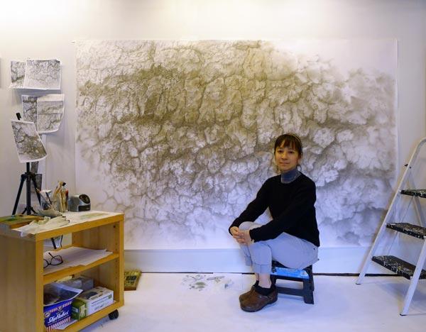 Visual Arts Center of NJ Presents Shows by Nancy Cohen and Katrina Bello