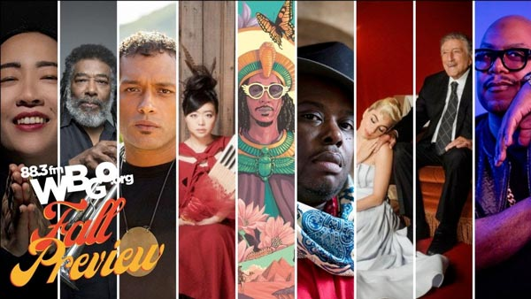 WBGO Releases Its Fall Preview