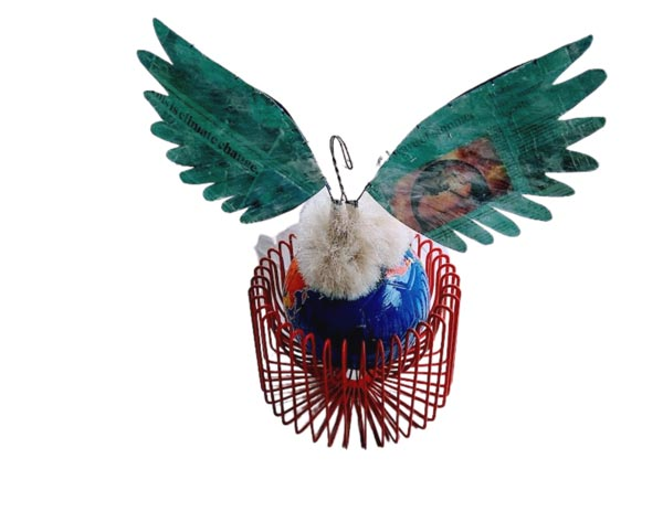 Objet Trouve: An Exhibit Of Found Objects - Virtual And In-Person Exhibit At West Orange Arts Center
