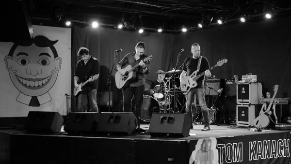 """Makin Waves Song of the Week: """"Drift Away"""" by Tom Kanach Band"""