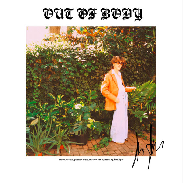 """Makin Waves Song of the Week: """"Out of Body"""" by Jake Ryan"""