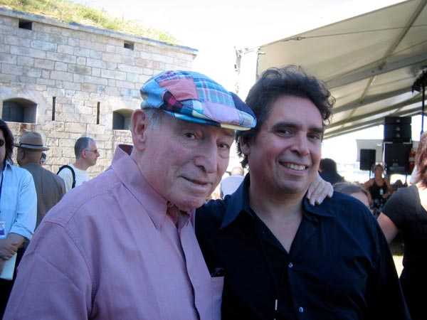 George Wein: 'hooked' by Armstrong and Lunceford records