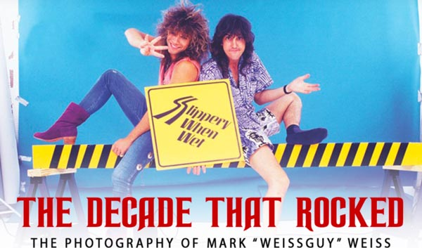 """Middletown Arts Center presents """"The Decade That Rocked"""" Exhibit of Work by Mark Weiss"""