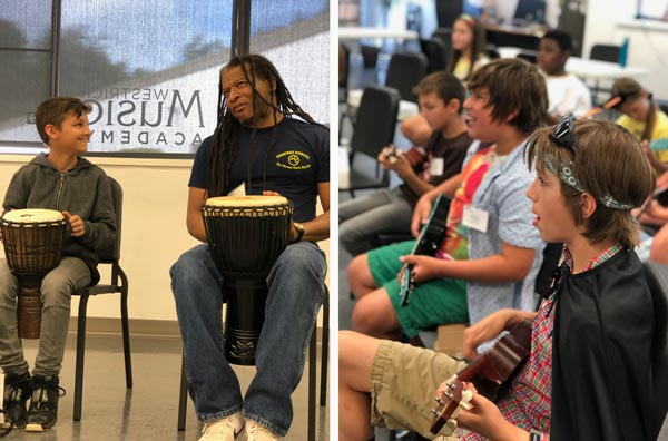 Camp Westrick by Westrick Music Academy Returns August 2-6