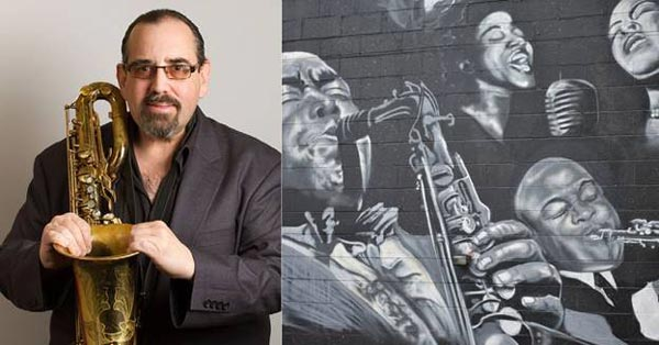 Wharton Institute for the Performing Arts Celebrates Black History with Month-Long Free Jazz Listening Series