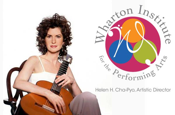 Wharton Institute for the Performing Arts Presents Online Master Class with Grammy-winning Guitarist Sharon Isbin On Feb 1
