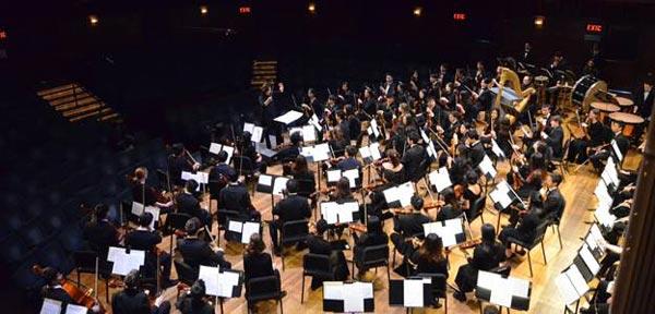 New Jersey Youth Symphony Presents An American Salute Sunday, November 7
