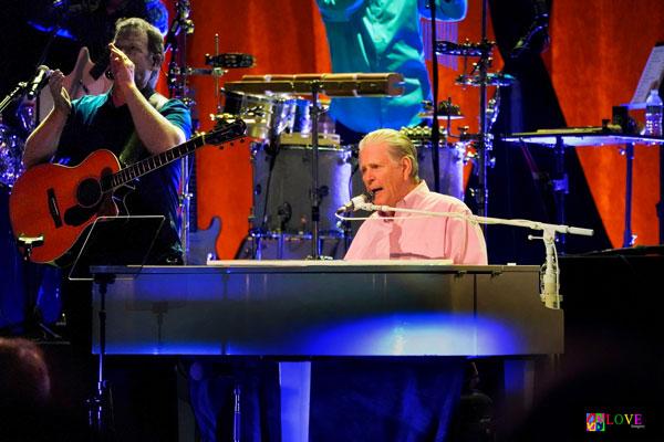 """Legendary!"" Brian Wilson LIVE! at MPAC"