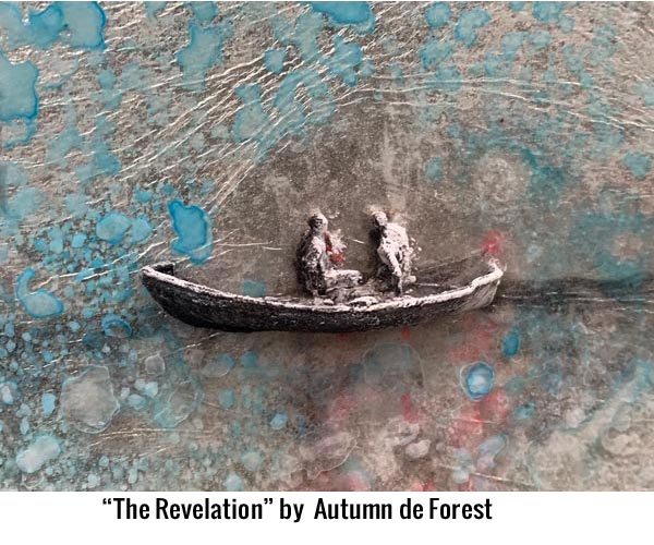 Renoir & De Forest Appearing at Ocean Galleries