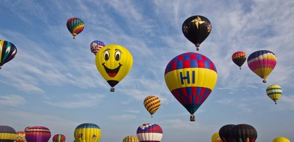 Festival Ballooning New Jersey Tahunan ke-38 Akan Berlangsung pada tanggal 23-25 Juli