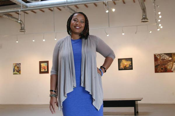City Official, Arts Advocate, fayemi shakur, Elected Board Chair at Newark Symphony Hall