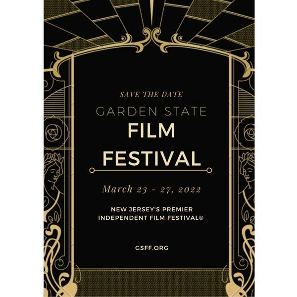 Garden State Film Festival Accepting Entries; Deadline November 12th