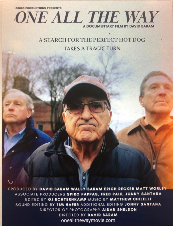 """""""One All The Way"""" - Film About """"Hot Texas Weiner"""" and Paterson NJ To Premiere at Garden State Film Festival On March 28"""