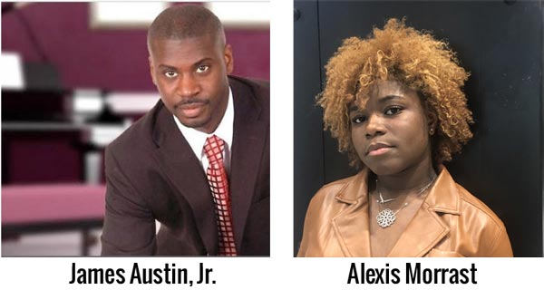 James Austin, Jr., Alexis Morrast to Perform at NJJS February Virtual Social On February 27