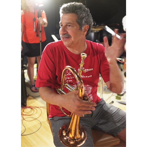 Trumpeter Mark Morganelli Featured in September Virtual Jazz Social