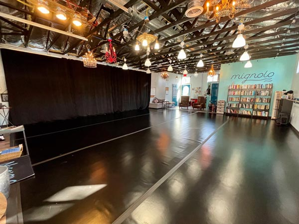 mignolo arts center To Hold Grand Opening Festival Benefit On Saturday