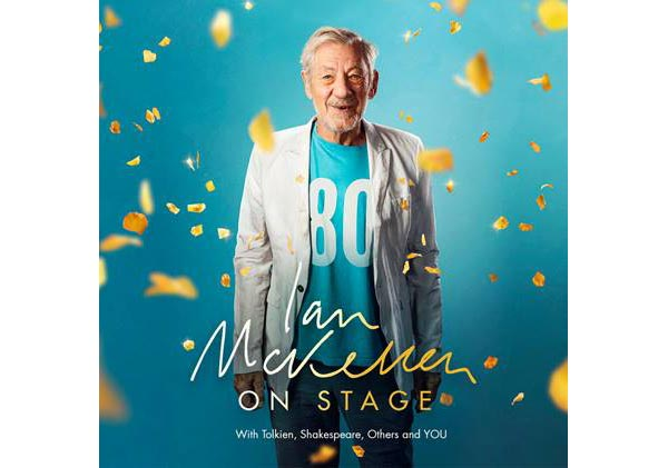 SOPAC Offers Virtual Performance Of Ian McKellen on Stage; Some Proceeds To Support Storm Recovery Efforts
