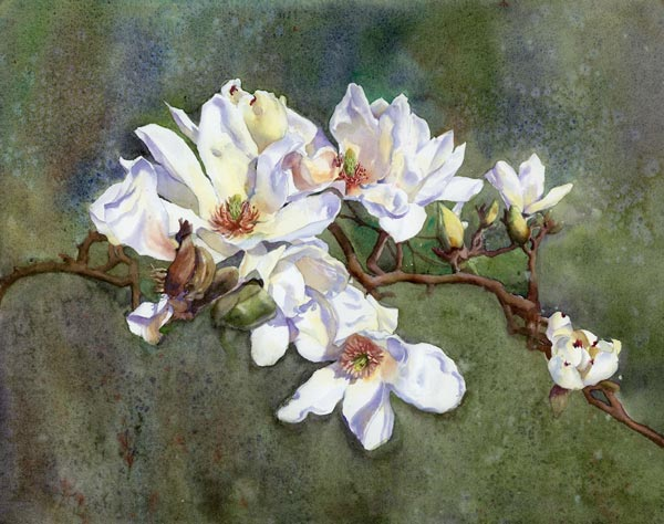 """West Windsor Arts presents """"Across the Board: Garden State Watercolor Society"""""""