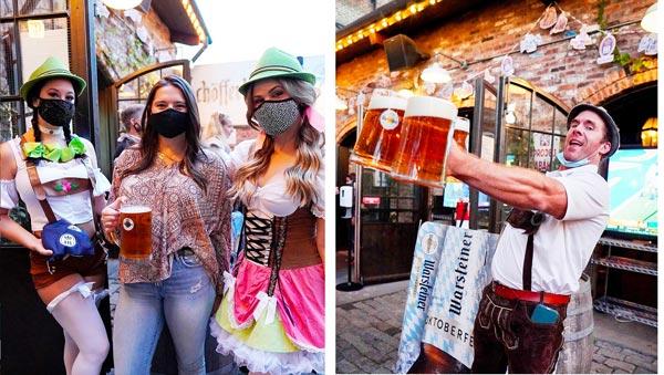 Pilsener Haus & Biergarten Presents Oktoberfest Round Two this weekend